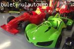 Atv Nitro-Motors 1000W cursa GT ElectroCAR