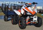 Atv Kxd Model:Speedy 125cc/Roti de 7 Inch